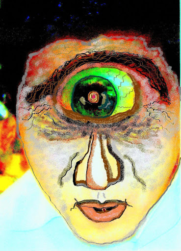 Cyclops Clyde, Trio of Haunting Tales, Lynn Kelley Author, BBH McChiller, Monster Moon Mysteries