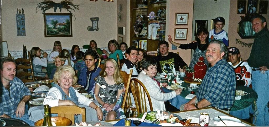 Lynn Kelley, Happy Thanksgiving