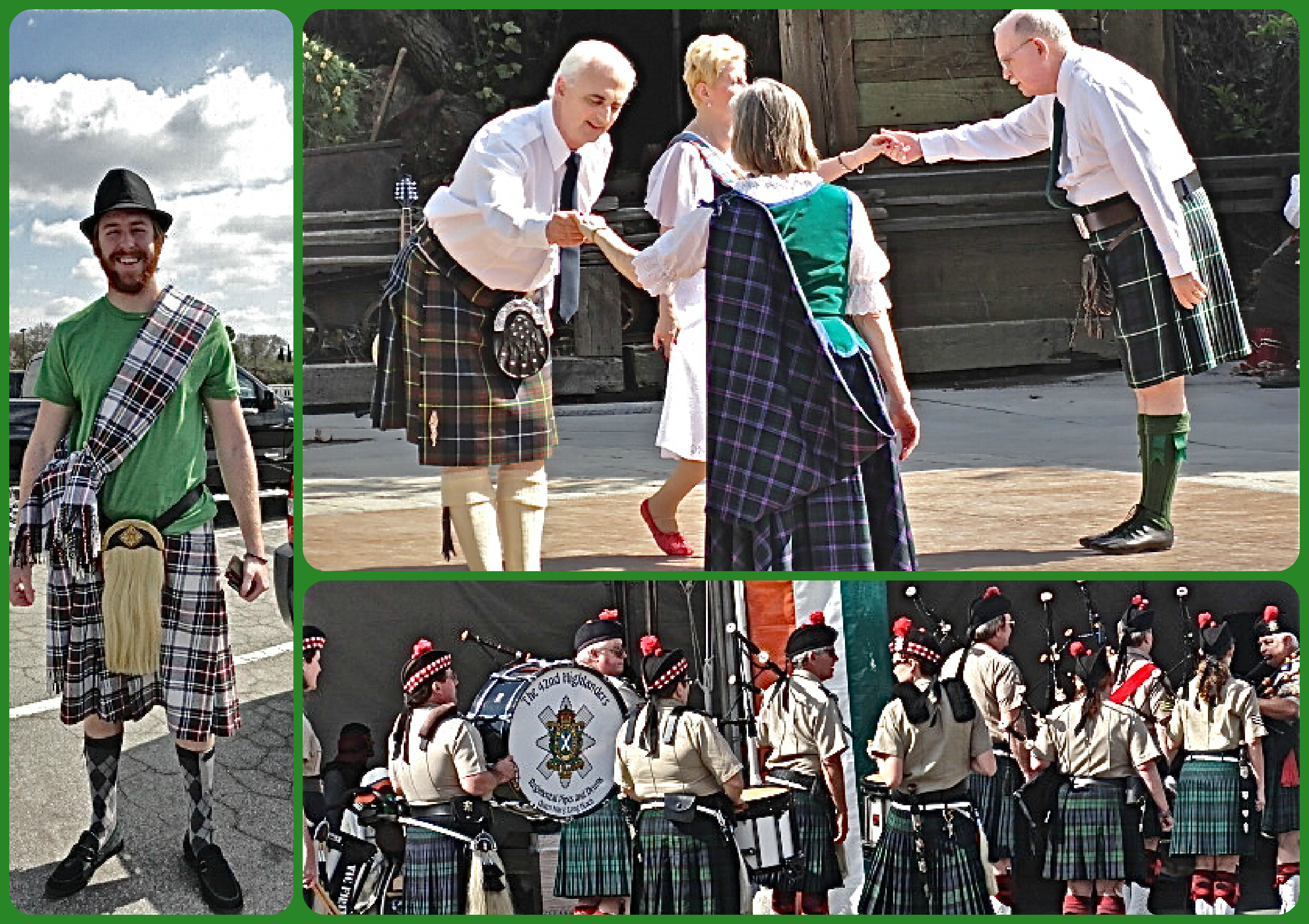 kilts, Irish dancers, bagpipes, argyle socks, Irish festival, Los Angeles County Fairgrounds, Lynn Kelley, Lynn Kelley author, St. Patrick's Day, http://lynnkelleyauthor.wordpress.com