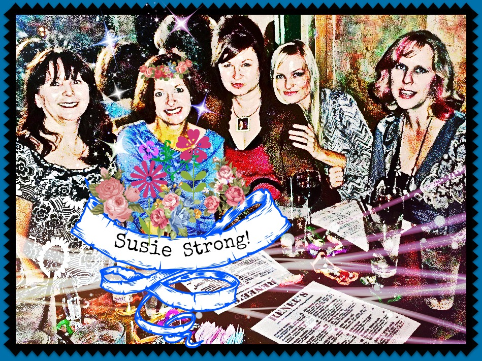 SusieStrong, Lynn Kelley Author
