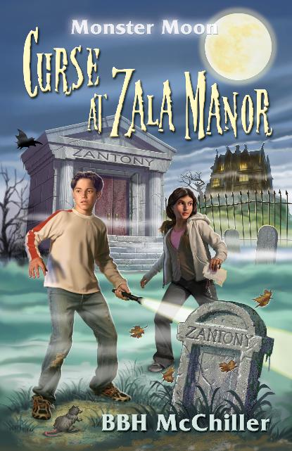 Curse at Zala Manor by BBH McChiller