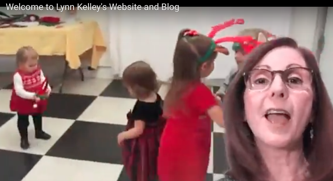 Lynn Kelley, welcome video