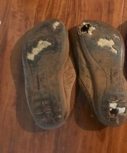 Lynn Kelley, Grammy Gets It, Ragged Old Slippers