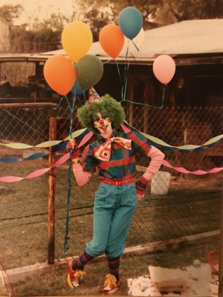 Lynn Kelley, Grammy Gets It, Buffy the Clown