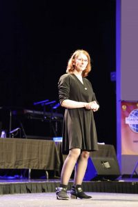 Lynn Kelley, District 12 Speech Contest