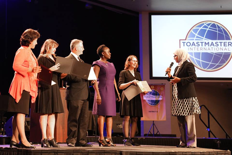 Lynn Kelley, What to Expect When Competing in a Toastmasters Speech Contest
