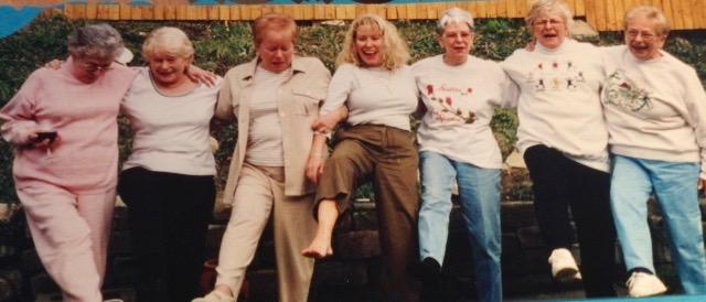 Lynn Kelley, Grammy Gets It, Mom's Memories